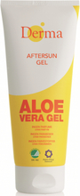 Derma Sun Aftersun Aloe Vera Gel 200 ml