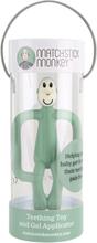 Matchstick Monkey - Zahnungshilfe (Beißring) - 100% Silikon - Mintgrün