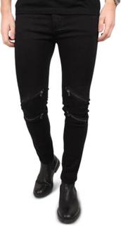 Cheap Monday Tight Jeans Inter Black