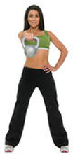Fitness Mad Kettle Bell 2,5kg -kahvakuula
