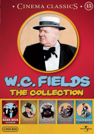 W.C. Fields - The Collection - DVD