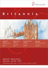Akvarellblock Hahnemühle Britannia 300g Matt