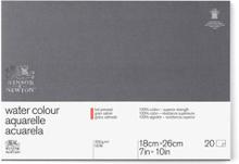 Akvarellblock W&N Super Premium Varmpressad 300g