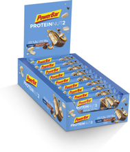 PowerBar Protein Nut 2 Bar Box 18x2x22,5g Milk Chocolate Peanut 2020 Näringstillskott & Paket