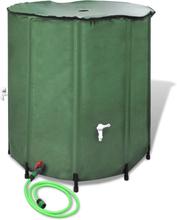 vidaXL Hopfällbar Regnvattentank 250 L