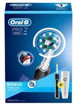 Oral B: Eltandborste Pro2500 CrossAc.