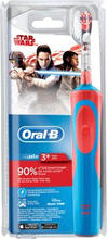 Oral B: Eltandborste Kids Star Wars