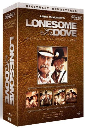Lonesome Dove - Complete Collection (10-disc) - DVD