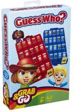 Hasbro Gaming - Guess Who Grab and Go (B1204)