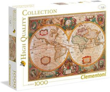 1000 pcs. High Color Collection OLD-MAP