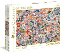 1000 pcs. High Color Collection STAMPS