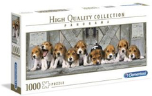 1000 pcs. High Quality Collection Panorama BEAGLES