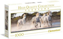1000 pcs. High Quality Collection Panorama RUNNING HORSES