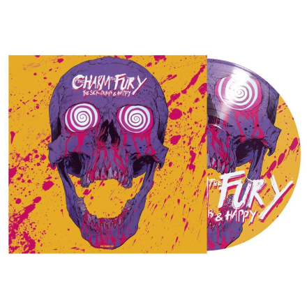 The Charm the Fury - The Sick, Dumb & Happy - Picture Vinyl