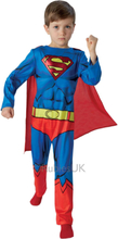 Rubies - Classic Comic Book Superman - Large - 7-8 years (610780)
