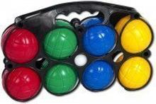 Outdoor Active Boccia mit 8 Bällen, Kunststoff