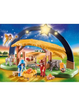 "- Christmas - lysbue ""julekrybbe - Proshop"