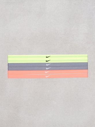 Nike Sw SP Headband 6-Pack Pannband & Armband Volt