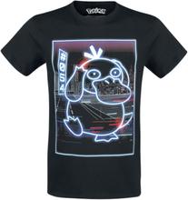 Pokémon - Enton - Neon -T-skjorte - svart