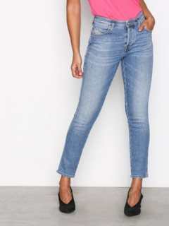 Diesel Babhila Trousers 084PR Denim