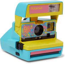 96 Cam 600 Instant Camera - Turquoise