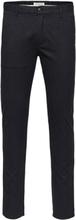 SELECTED Slim Fit - Trousers Men Black