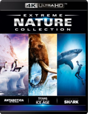 Imax Nature - Extreme Nature Collection (4K Blu-Ray)