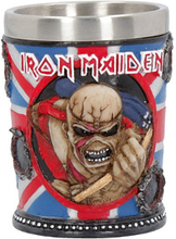 Iron Maiden - Trooper / Snapsglas