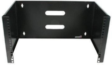 12in 6U gångjärn Väggfäste för Patch Panel - Skåp för väggmontering