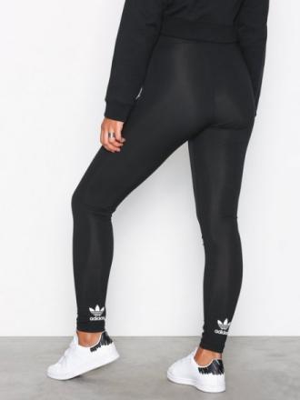 Adidas Originals Trefoil Tight Svart
