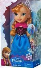 Disney FROZEN - Die Eiskönigin Puppe Anna mit Wintercape, ca. 35 cm