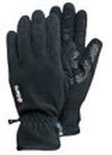 Barts Fleece Handschuhe schwarz