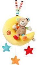 baby Fehn Spieluhr Teddy im Mond Oskar