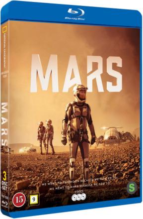 Mars: Season 1 (Blu-Ray)