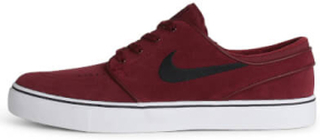 Nike SB Zoom Stefan Janoski Dark Team Red/Black