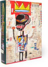 Jean-michel Basquiat Hardcover Book - Multi