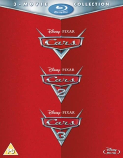 Cars: 3-movie Collection (Blu-ray) (Import)