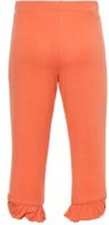 NAME IT Mini Capri Leggings Kvinna Orange