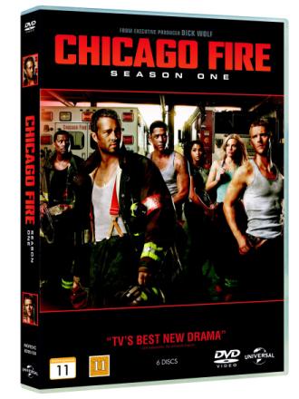 Chicago fire - season 1 - DVD