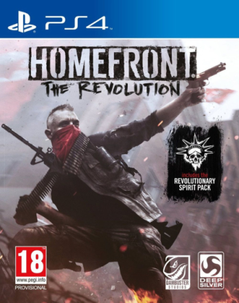 Homefront: The Revolution Day One Edition (Playstation 4) /PlayStation 4