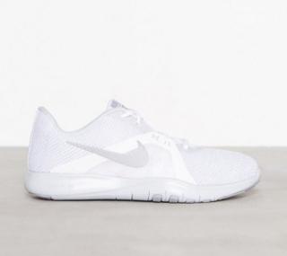Nike Flex Trainer 8 Sølv/Hvit