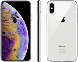 iPhone XS 256GB Silver MT9J2