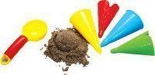 Sandform Eiscreme, 5 im Netz