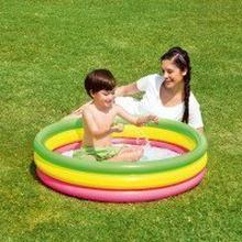Planschbecken 102x25cm Summer Set Pool 3-Ringe