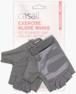 Casall Exercise glove wmns Övrigt Grå