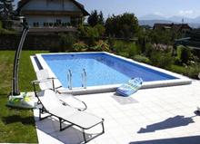 Einbaupool Schwimmbad 800x400cm