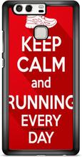 Huawei P9 Plus Skal - Running Everyday