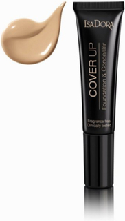 Isadora Cover Up Foundation & Concealer Foundation Classic
