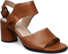 Shape Block Sandal 65 Sandal Med Hæl ECCO
