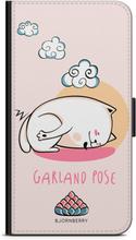 Xiaomi Mi 9T (Redmi K20) Plånboksfodral - Yoga Cat Garland